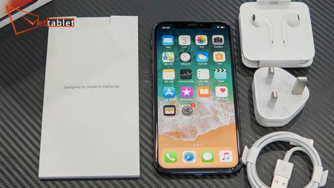 mua iPhone X xách tay chính hãng