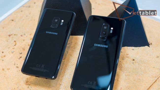 mua samsung galaxy S9 Plus xách tay chính hãng