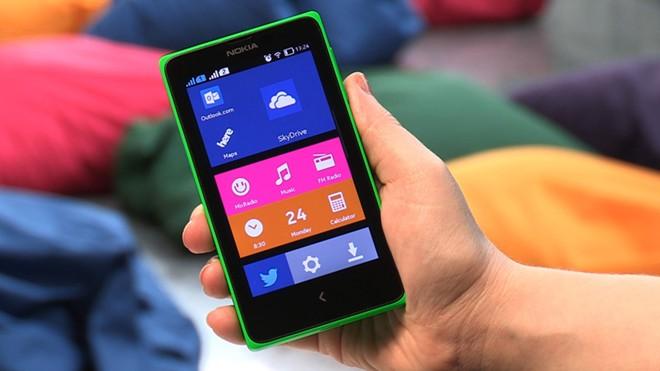 Nokia X chính thức ra mắt tại Việt Nam với giá 2,55 triệu đồng