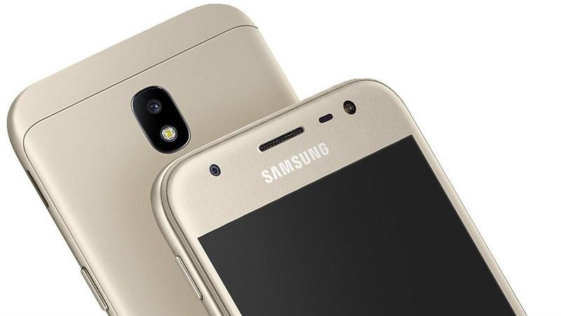 Samsung Galaxy J3 Pro Công ty