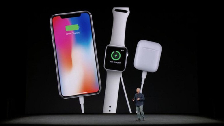 iPhone đánh dấu sự trở lại 2018 2