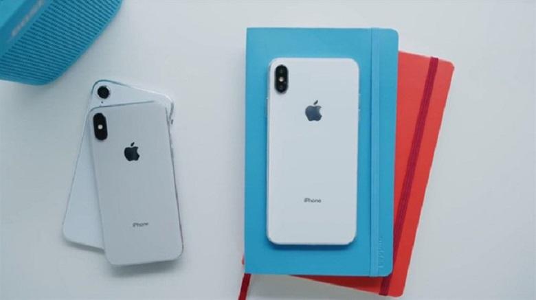 iPhone đánh dấu sự trở lại 2018