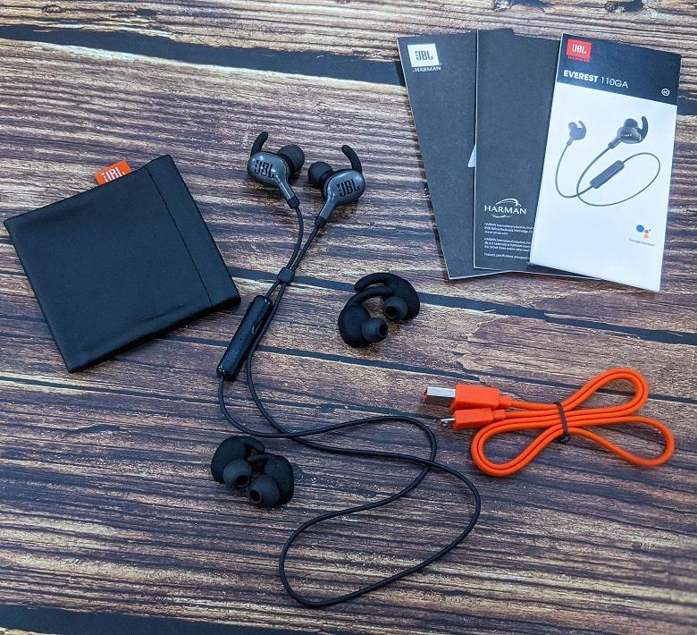 phụ kiện tai nghe Bluetooth JBL Everest 110GABT