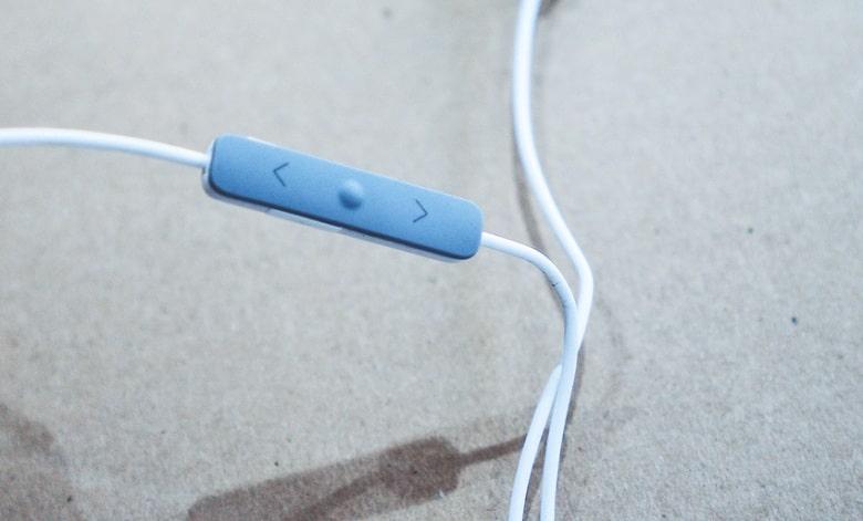 tăng giảm âm lượng của tai nghe Bluetooth JBL Everest 110GABT