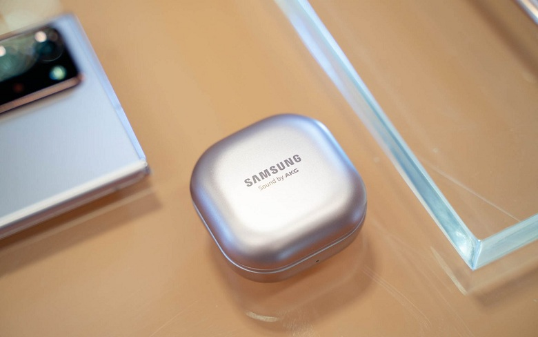 công nghệ AKG trên Samsung Galaxy Buds Live