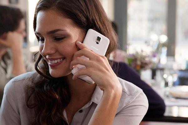 Samsung Galxy S5 au cấu hình khủng