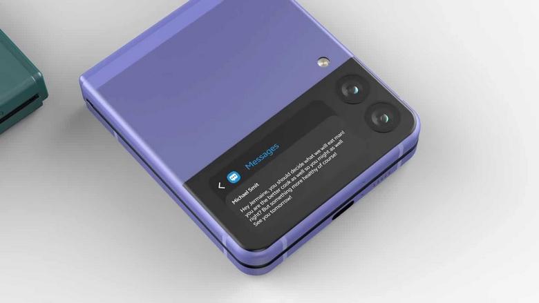 pin Galaxy Z Flip3 5G