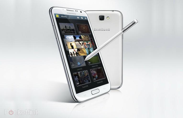 Samsung Galaxy Note 2 chính hãng 5