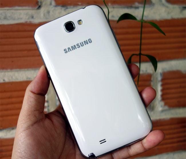 Samsung Galaxy Note 2 chính hãng 6