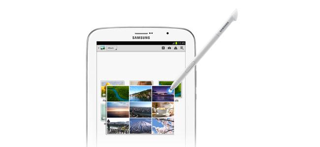 Giải trí với Samsung Galaxy Note 8.0 N5100