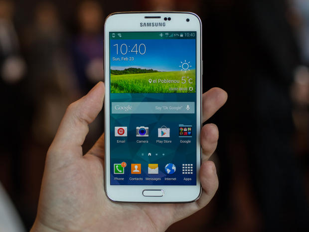 Samsung galaxy s53