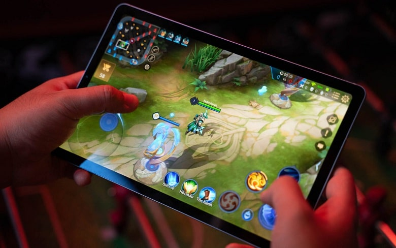 game Samsung Galaxy Tab S6 Lite