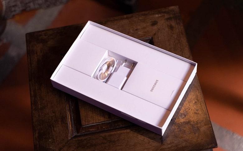 Samsung Galaxy Tab S6 Lite fullbox