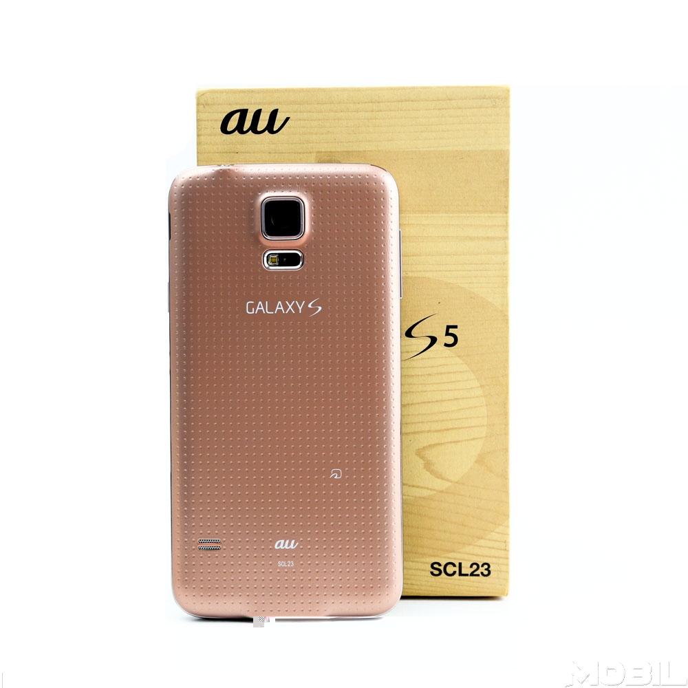 Samsung Galaxy s5 au nhật bản thiết kế