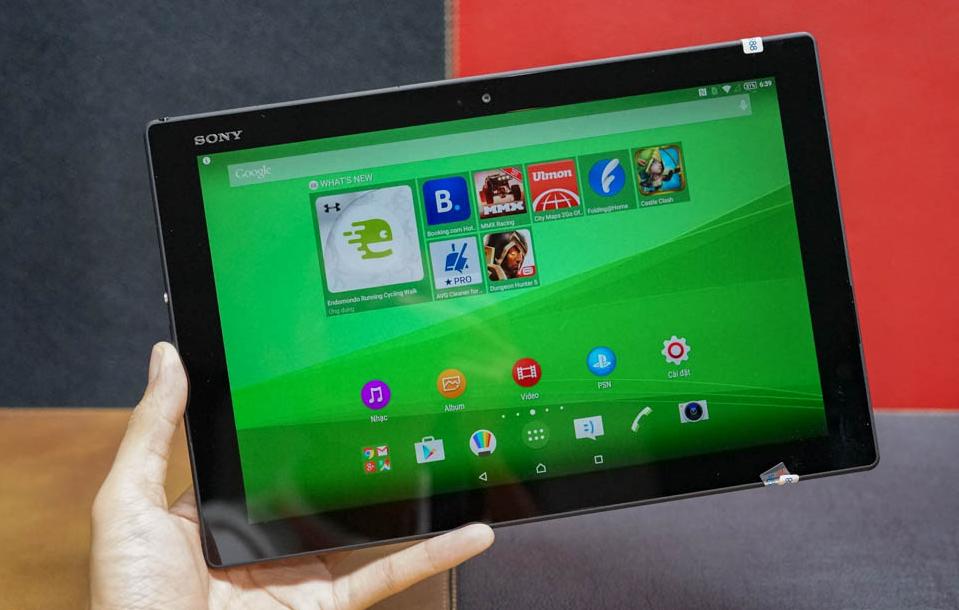 Sony Xperia Z4 Tablet 4G 2