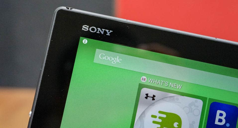 Sony Xperia Z4 Tablet 4G 4