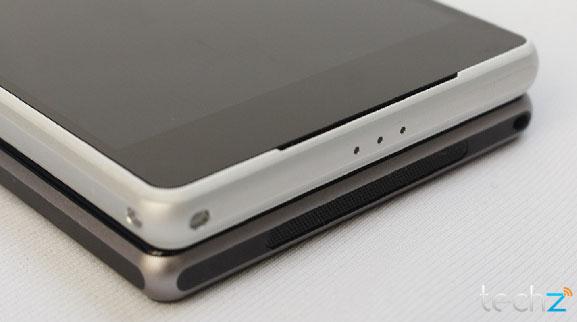 Sony Xperia Z2 có gì khác so với Z1