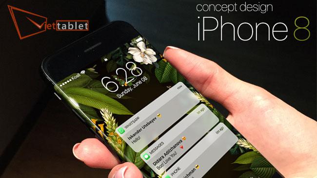 sửa lỗi iphone 8 không tự tắt màn hình