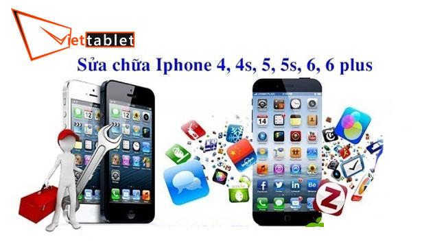 sửa iphone chuyên nghiệp tại Hà Nội