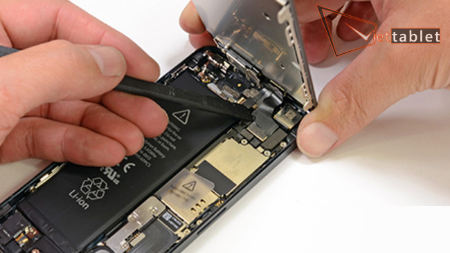 thay lỗi ổ cứng iPhone 5S chính hãng