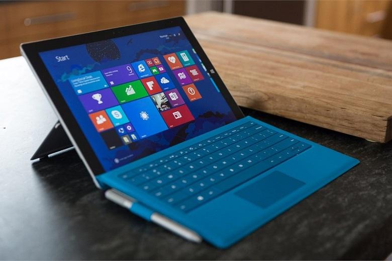 Microsoft Surface cũ là thiết bị hỗ trợ đắc lực cho công việc