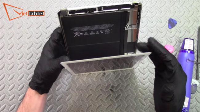 thay màn hình mặt kính ipad tại Viettablet