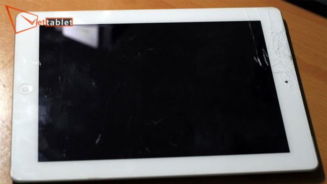thay màn hình mặt kính ipad