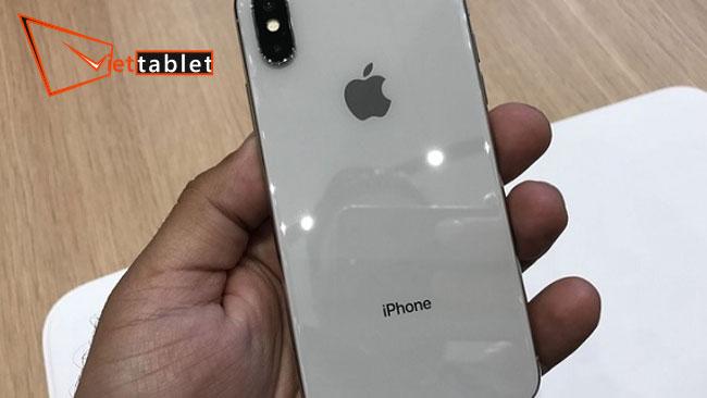 thay nắp lưng mặt kính iPhone X