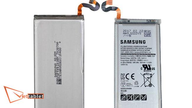 thay pin samsung galaxy S8 Plus chính hãng
