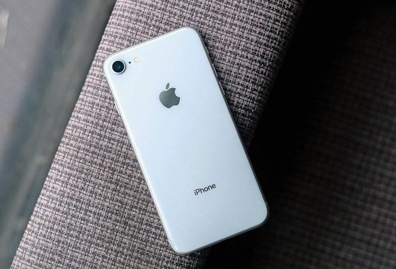 Top Smartphone pin trâu iphone 8