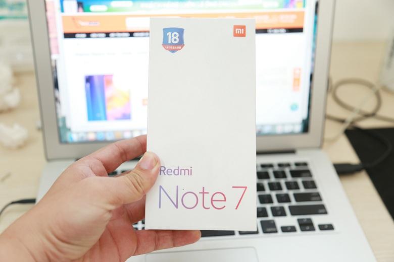 XIaomi Redmi Note 7 fullbox nguyên seal
