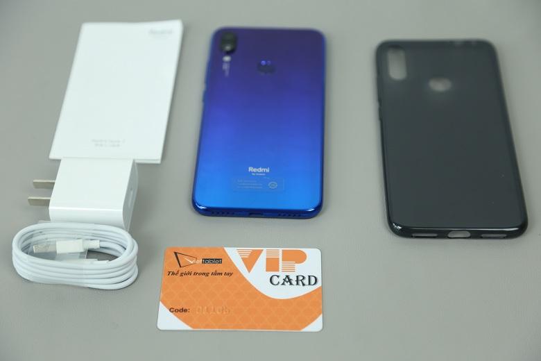 Xiaomi Redmi Note 7 cấu hình và hiệu năng cao