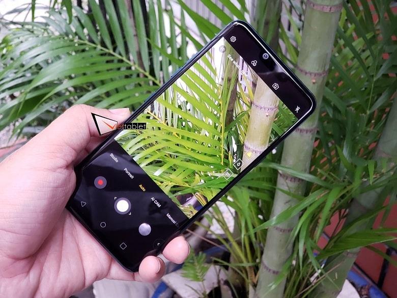 tính năng camera của LG G8 ThinQ