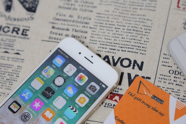 iPhone 6S Quốc Tế sập giá còn 4 triệu