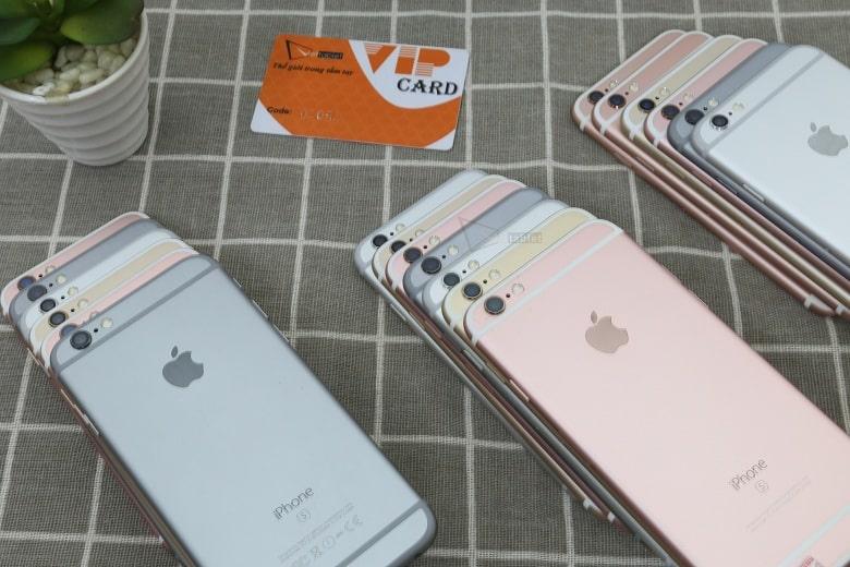 iPhone 6S Quốc Tế sập giá còn 4 triệu 3