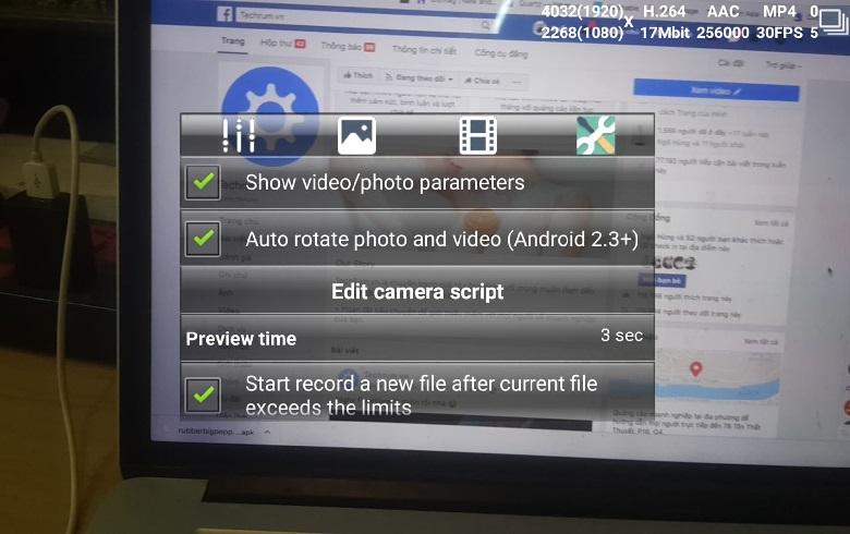 Hướng dẫn kích hoạt chế độ quay siêu châm trên Note 8 vi xử lý Exynos