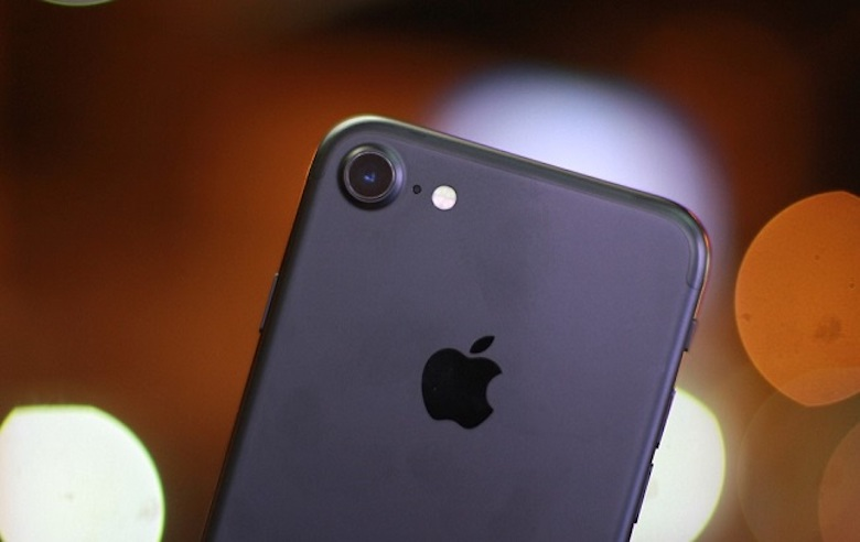 camera iphone 7 trang bị chống rung quang học