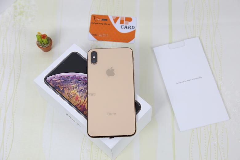 iphone xs max lock có hệ sinh thái như iphone xs mã