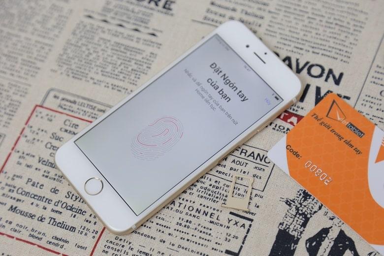 touch id iphone 6s viettablet
