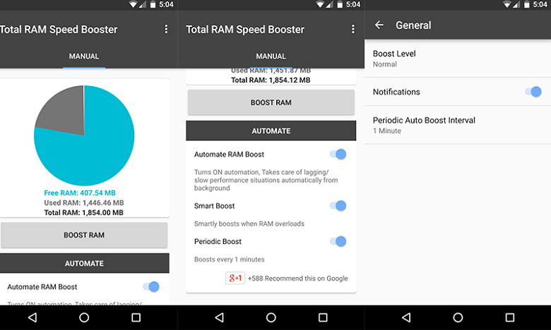 ứng dụng miễn phí trên Android
