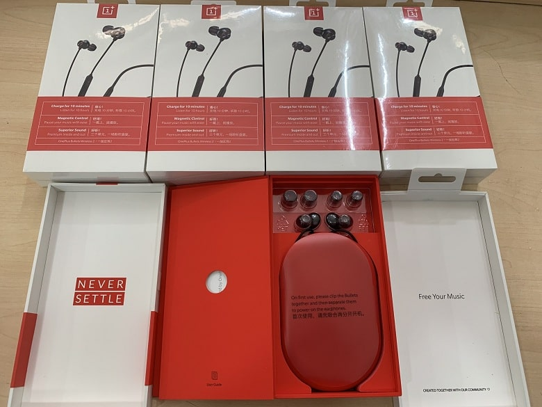 Tai nghe OnePlus Bullets Wireless 2