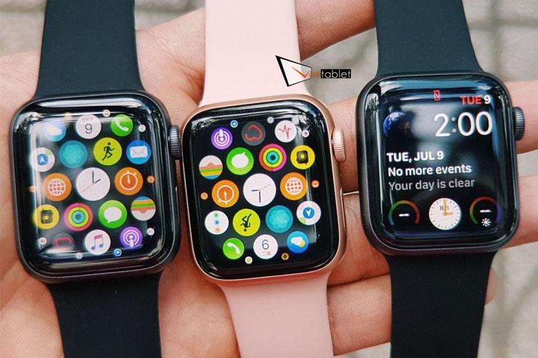 màn hình Apple Watch S4