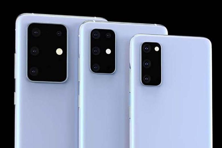Camera của Samsung Galaxy S20, S20+ và S20 Ultra