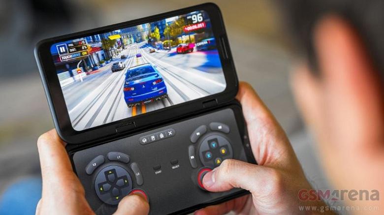 màn hình LG V60 ThinQ 5G