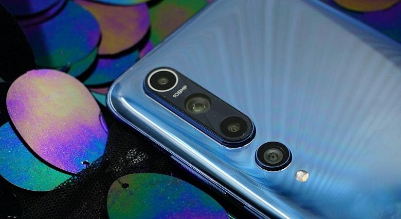 camera Xiaomi Mi 10 5G