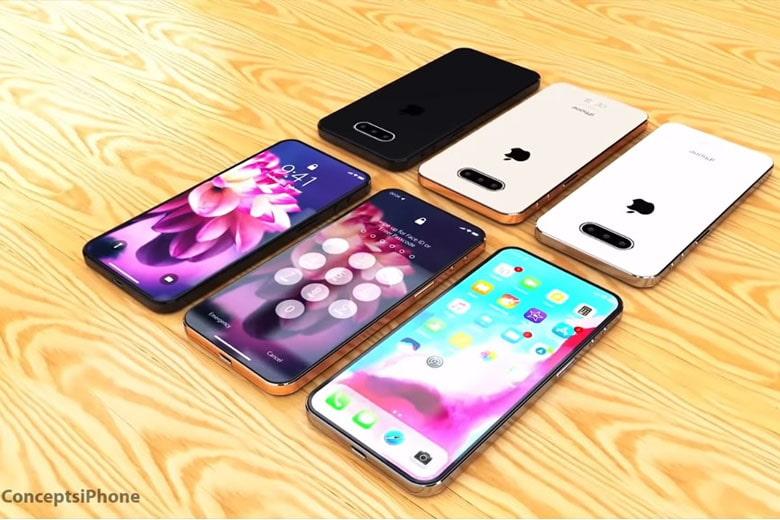 iPhone 12 đốn tim Fan