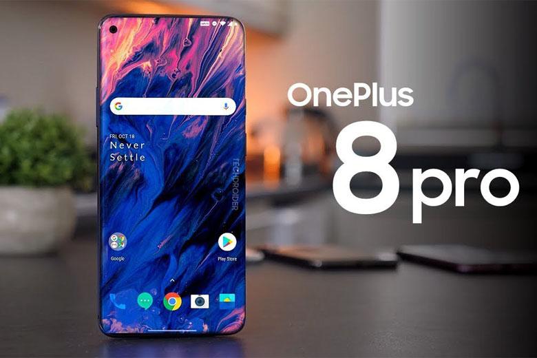 Ảnh concept của OnePlus 8 Pro 5G