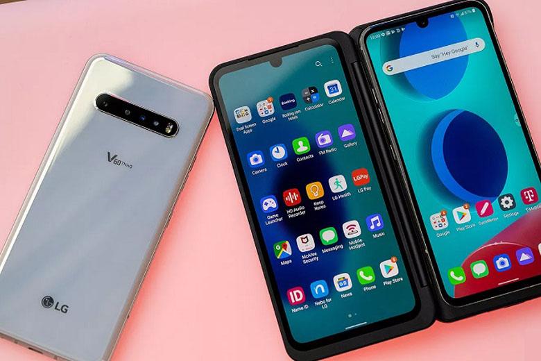 LG V60 ThinQ ra mắt