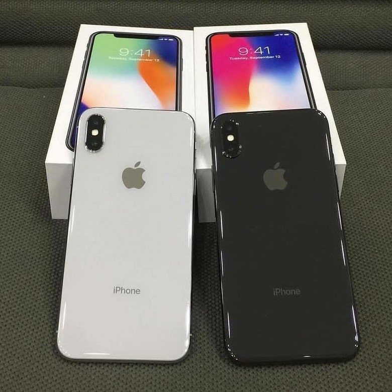iPhone X 64GB Mới Chưa Active đủ màu
