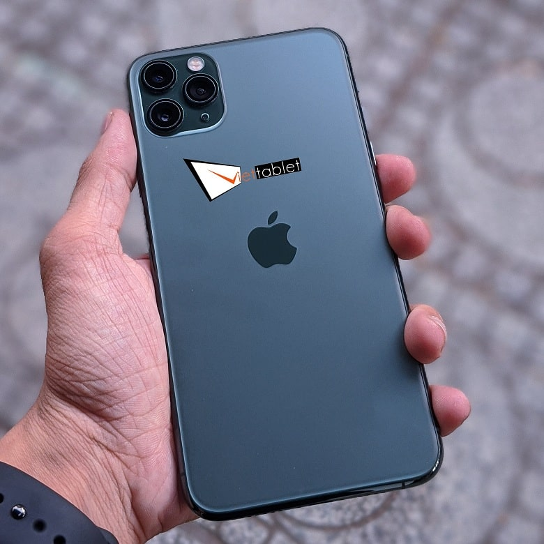 thiết kế iPhone 11 Pro Max